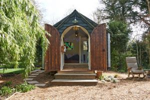 Chiltern Yurt Retreat