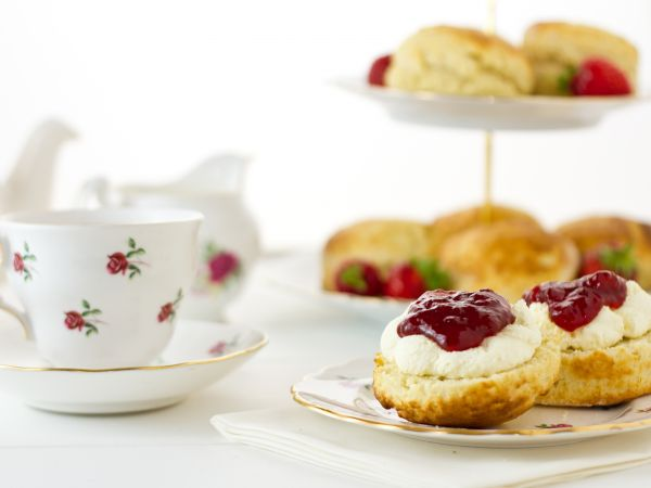 Our top 5 Afternoon Teas in Buckinghamshire