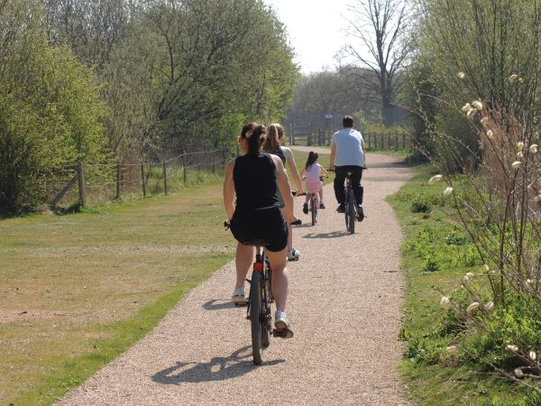 Get out, about and active in Buckinghamshire