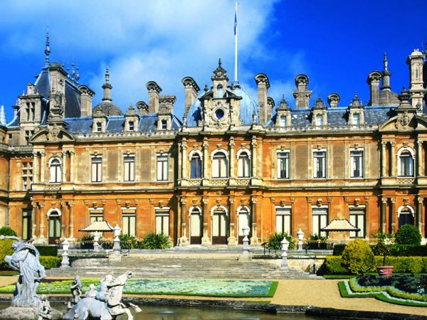 Experience Waddesdon Manor in all its glory this year