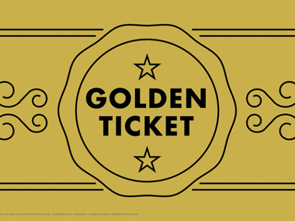 Your chance to win a 'Golden' family ticket