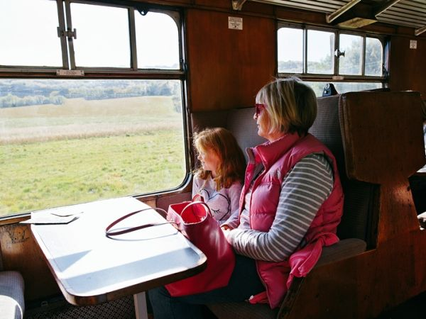 Win a family ticket to Chinnor and Princes Risborough Railway!