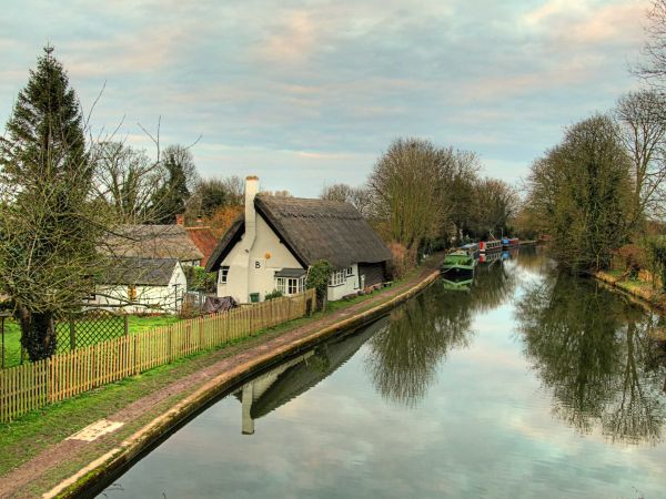 Explore Buckinghamshire's Canals