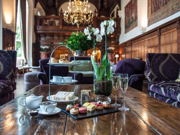 Our top Afternoon Teas in Buckinghamshire