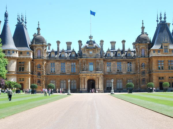 Waddesdon Manor Weddings