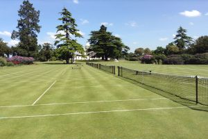 Tennis at Stoke Park
