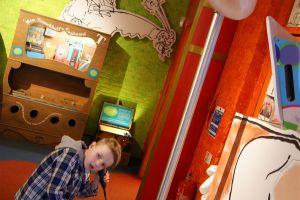 Roald Dahl Children's Gallery & Bucks County Museum