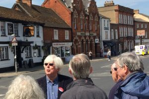 Midsomer Murders in Thame