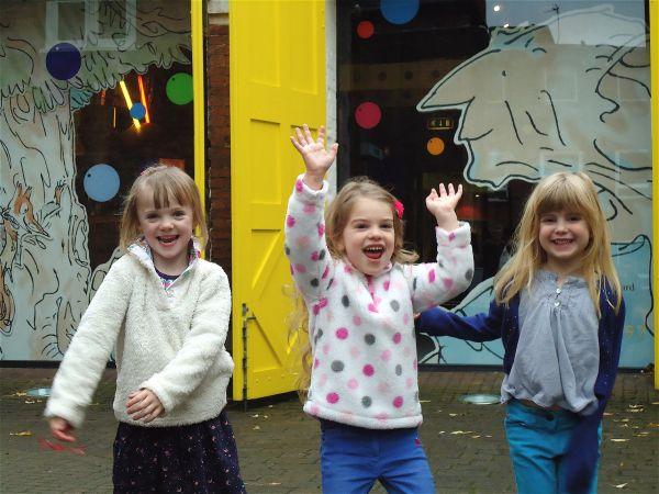 Roald Dahl Children's Gallery & Discover Bucks Museum