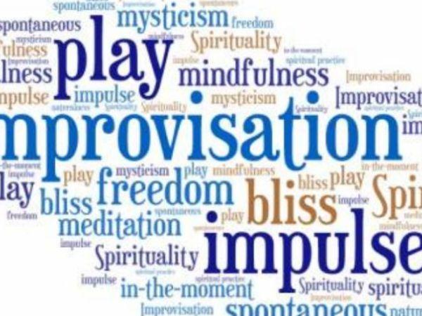 Waking Up! The Improvisation and Spirituality Weekend