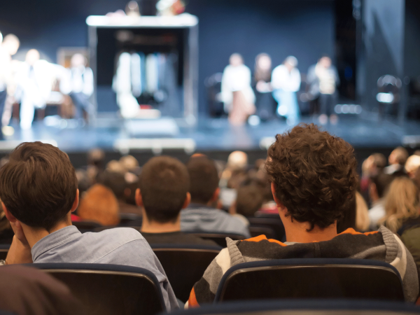 Outdoor Theatre- A Midsummer Night's Dream at Cliveden