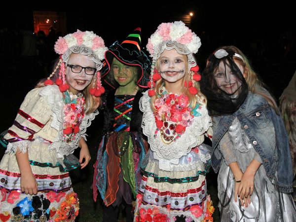 Halloween Spectacular Friday 28th October 5pm – 9pm