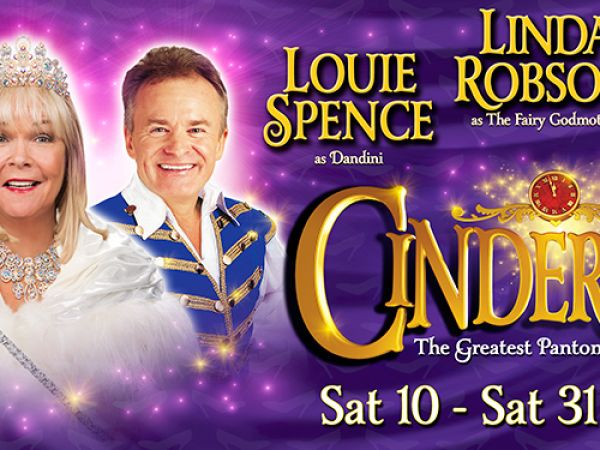 Cinderella at the Wycombe Swan