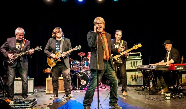 Blues favourites Storm Warning (and some special guests) return to the Limelight Theatre.