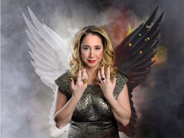 Finding comedy in tragedy – Tiff Stevenson at the Limelight Theatre