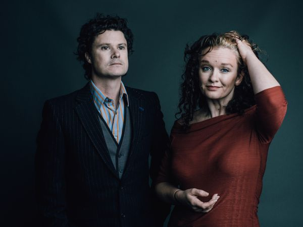Kathryn Roberts & Sean Lakeman at the Limelight Theatre