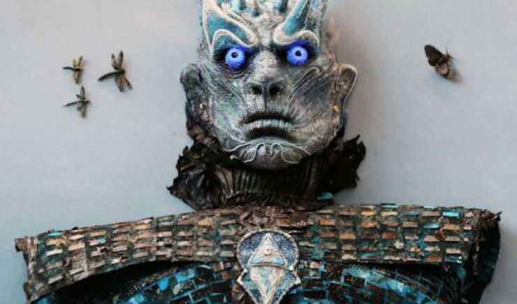 Games of Thrones – The Hardhome Embroidery