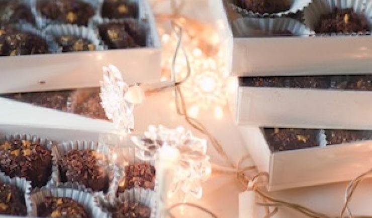 Edible Christmas Gifts workshop