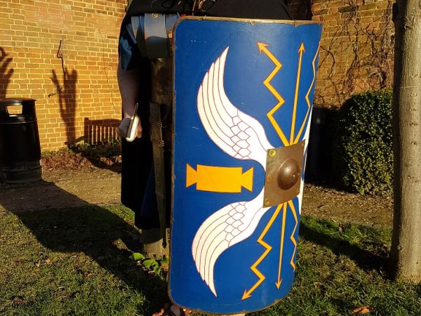 Join the Roman Army!