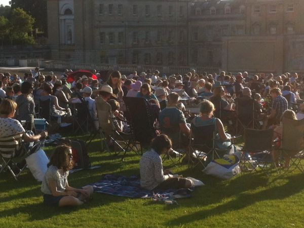 Open Air Theatre - The Tempest