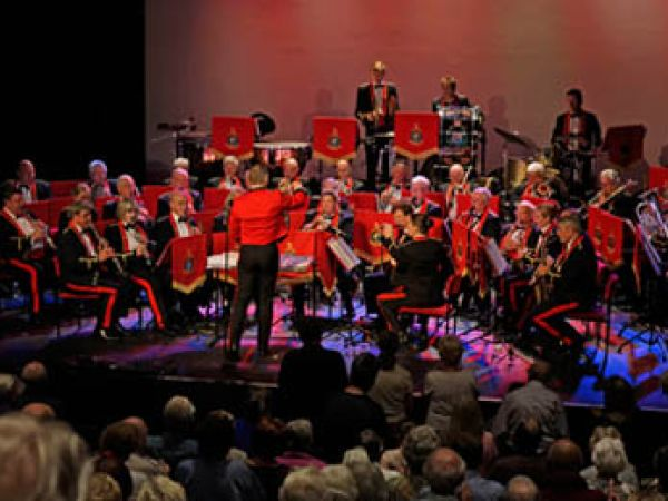 The Royal Marines  Association Concert Band