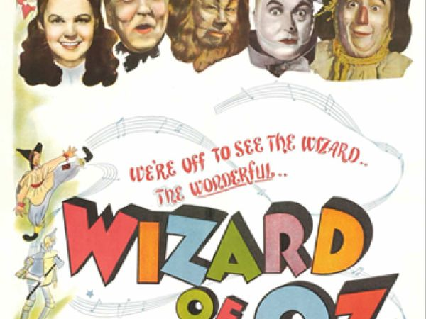 Dementia Friendly Screening - The Wizard of Oz