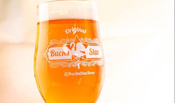 Bucks Star: Brewery Tour & Tasting Experience