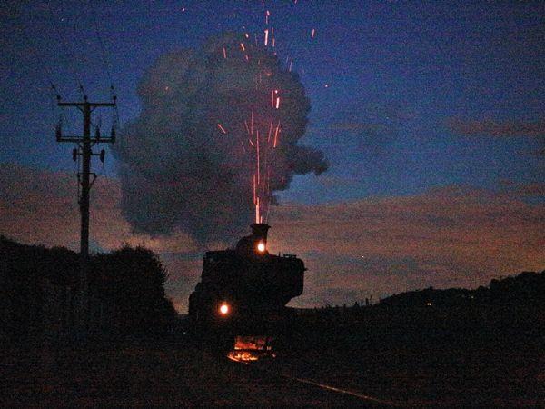 Ghoulish + Steam & Scream Bistro at Chinnor & Princes Risborough Railway