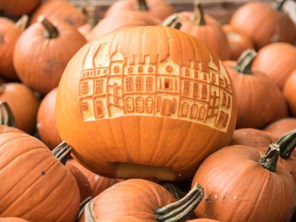 Horrible Halloween at Waddesdon