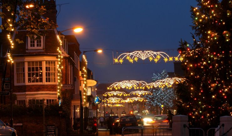 Marlow Late Night Shopping