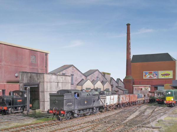 RISEX 2019 Model Railway Exhibition