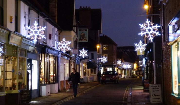 Late Night Shopping on Thursdays in Thame