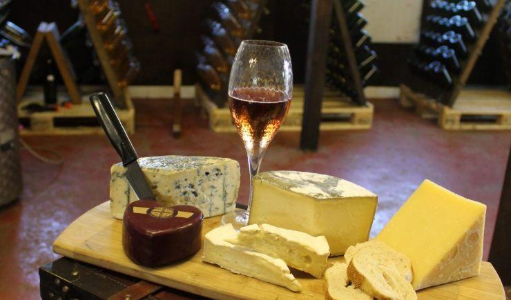 Italian Wine and British Cheese Tasting at The Deli At No  5