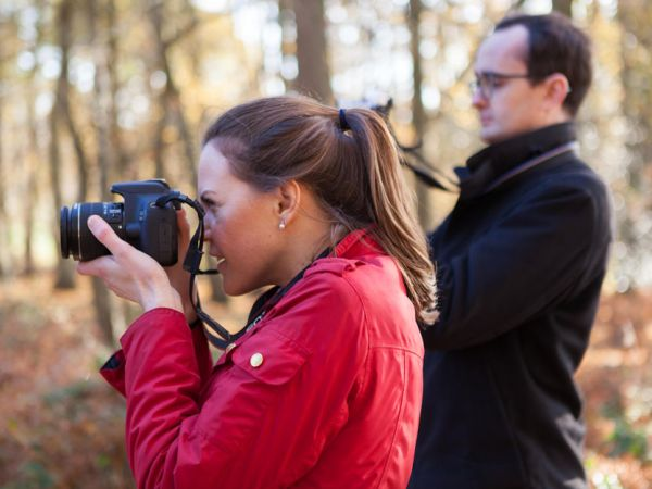 Digital Camera Course with Lillian Spibey