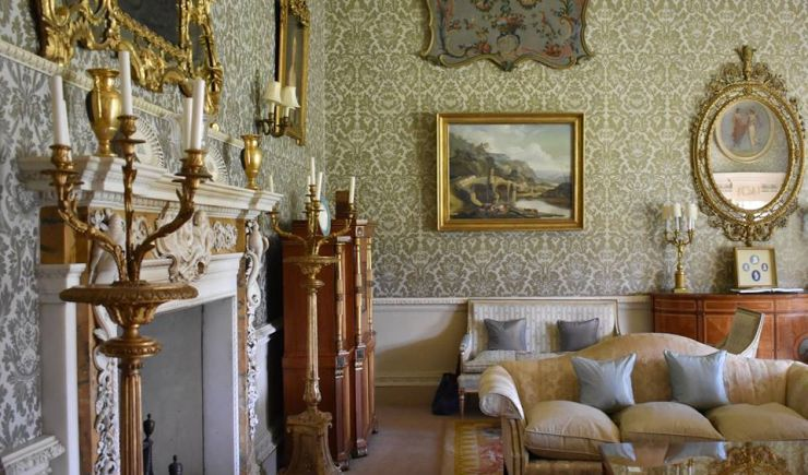 History Tour and Luncheon at Hartwell House