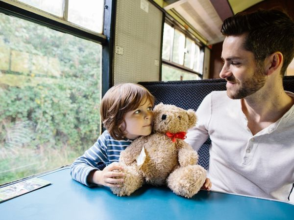 Father's Day DAD HALF-PRICE at Chinnor & Princes Risborough Railway