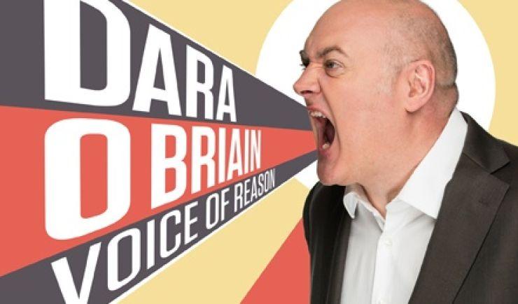 Dara O Briain - Voice of Reason 2019