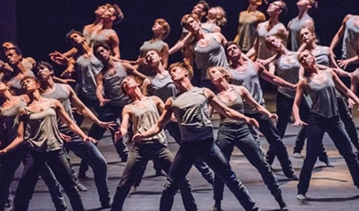 ROH-The Royal Ballet Mixed Triple Bill, Live Screening 2019