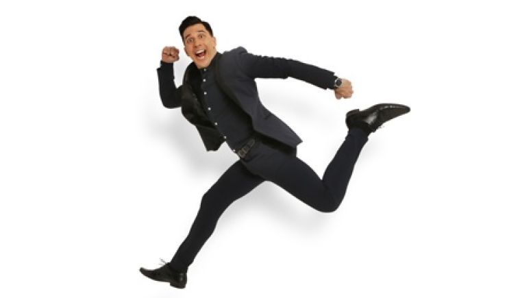 Russell Kane - The Fast and the Curious 2019