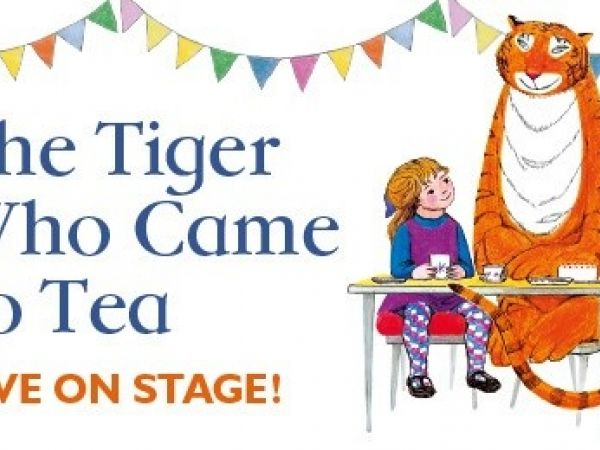 The Tiger Who Came To Tea 2019