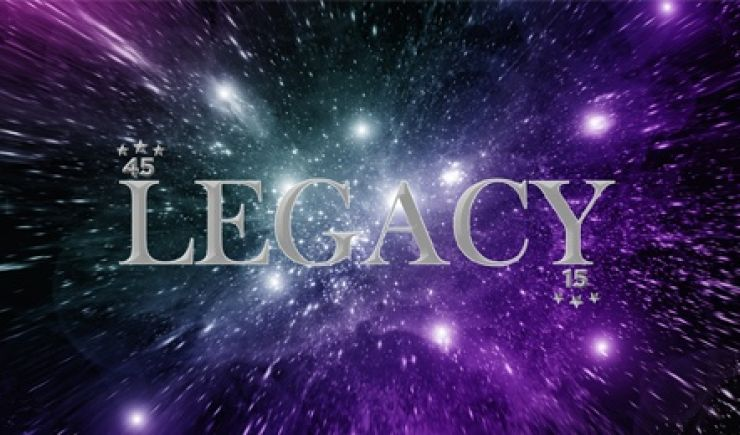 Legacy 45 Years On 2019