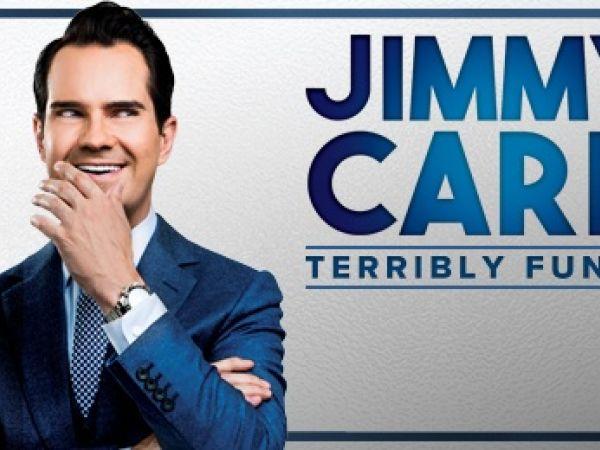 Jimmy Carr - Terribly Funny 2019