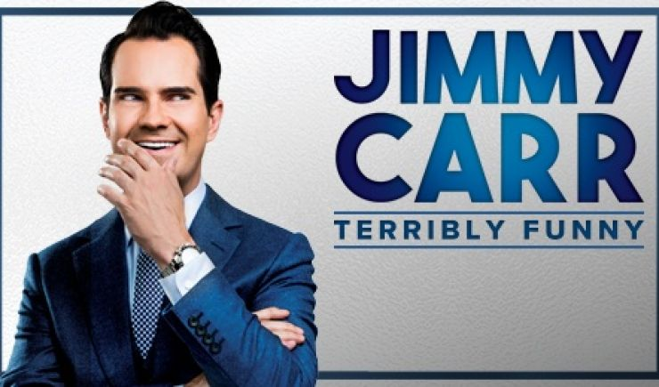 Jimmy Carr - Terribly Funny 2019