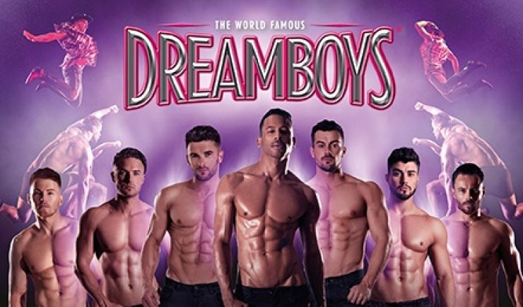 The Dreamboys 2019