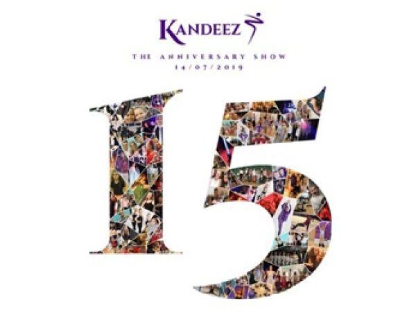Kandeez Dance presents 15 2019