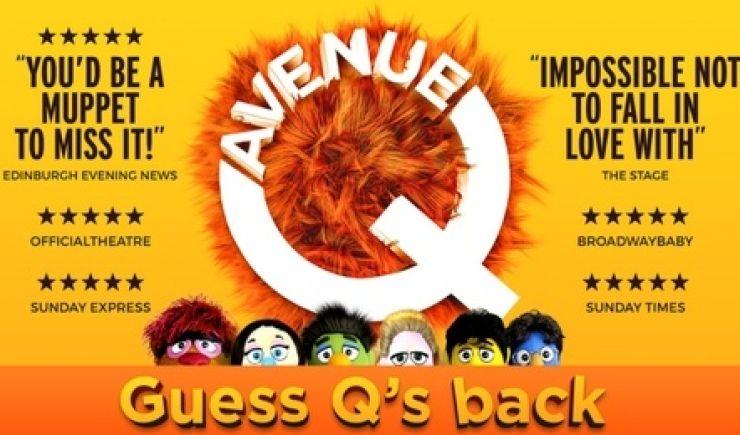 Avenue Q 2019