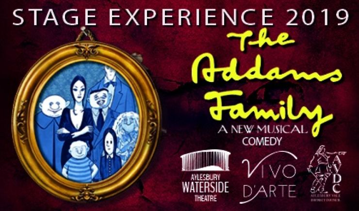 Stage Experience Presents: The Addams Family 2019