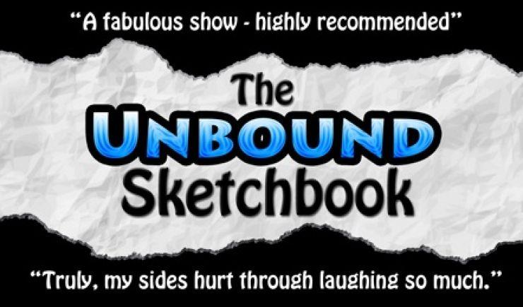 The Unbound Sketchbook 2019