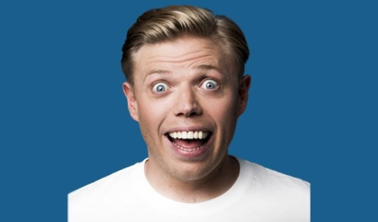 Rob Beckett - Wallop 2019