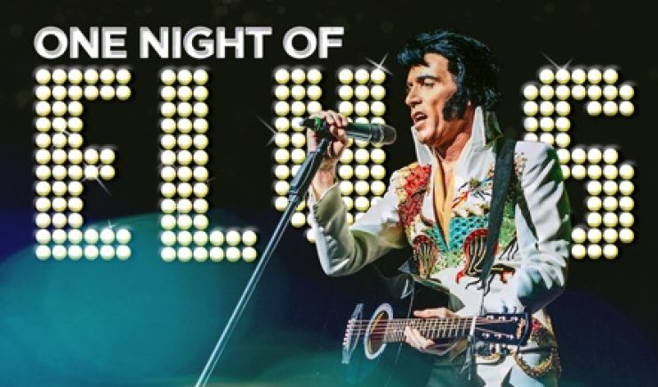 One Night of Elvis: Lee 'Memphis' King 2019
